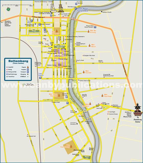 Battambang Cambodia  city photos gallery : Battambang Cambodia   Introduction, Guide to Hotels, Dining, Bars ...