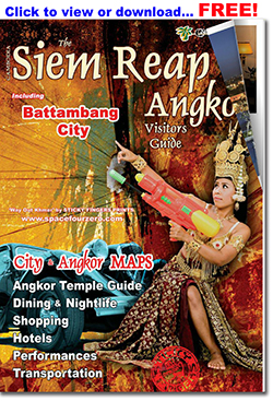 The Siem Reap Visitors Guide