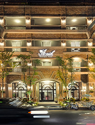 Anik Boutique Hotel Phnom Penh Restaurant