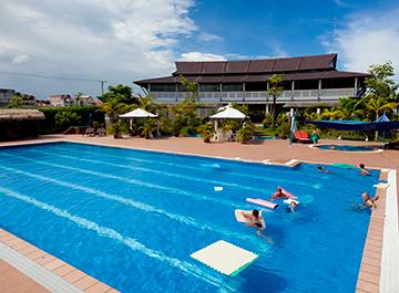 Cambodian Country Club Hotel Phnom Penh Cambodia
