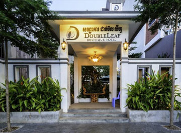 Double leaf boutique hotel phnom penh cambodia for Best boutique hotels phnom penh